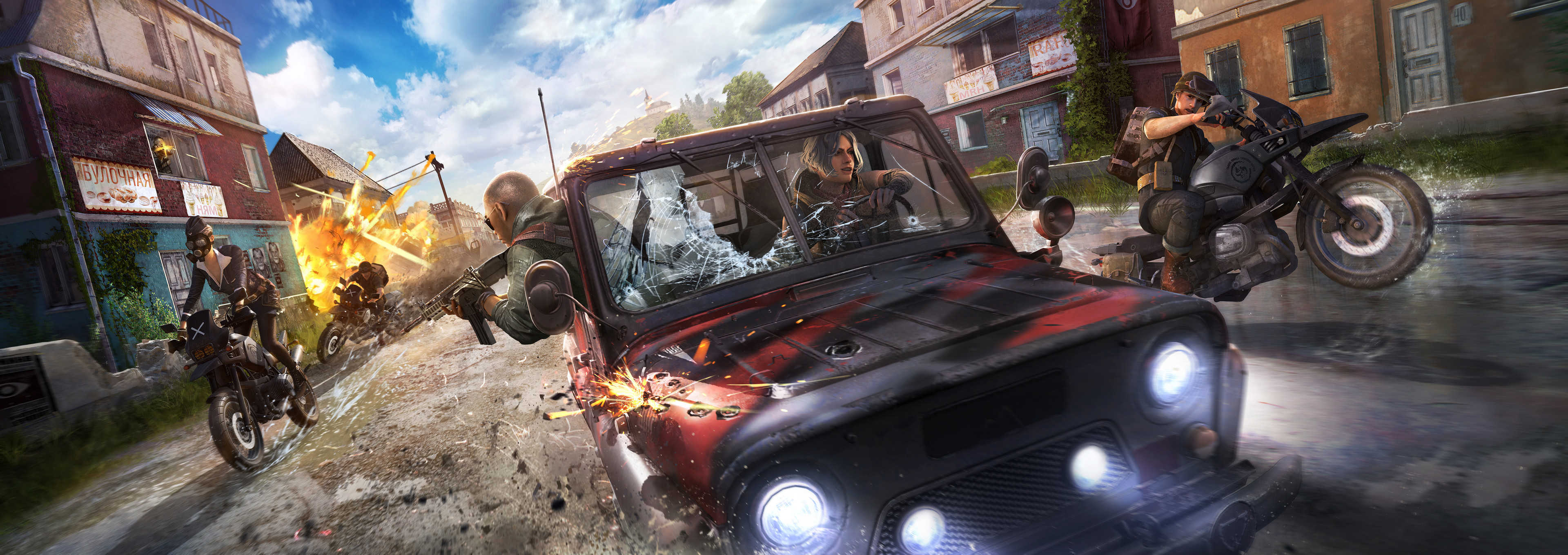 Video Game Playerunknown's Battlegrounds