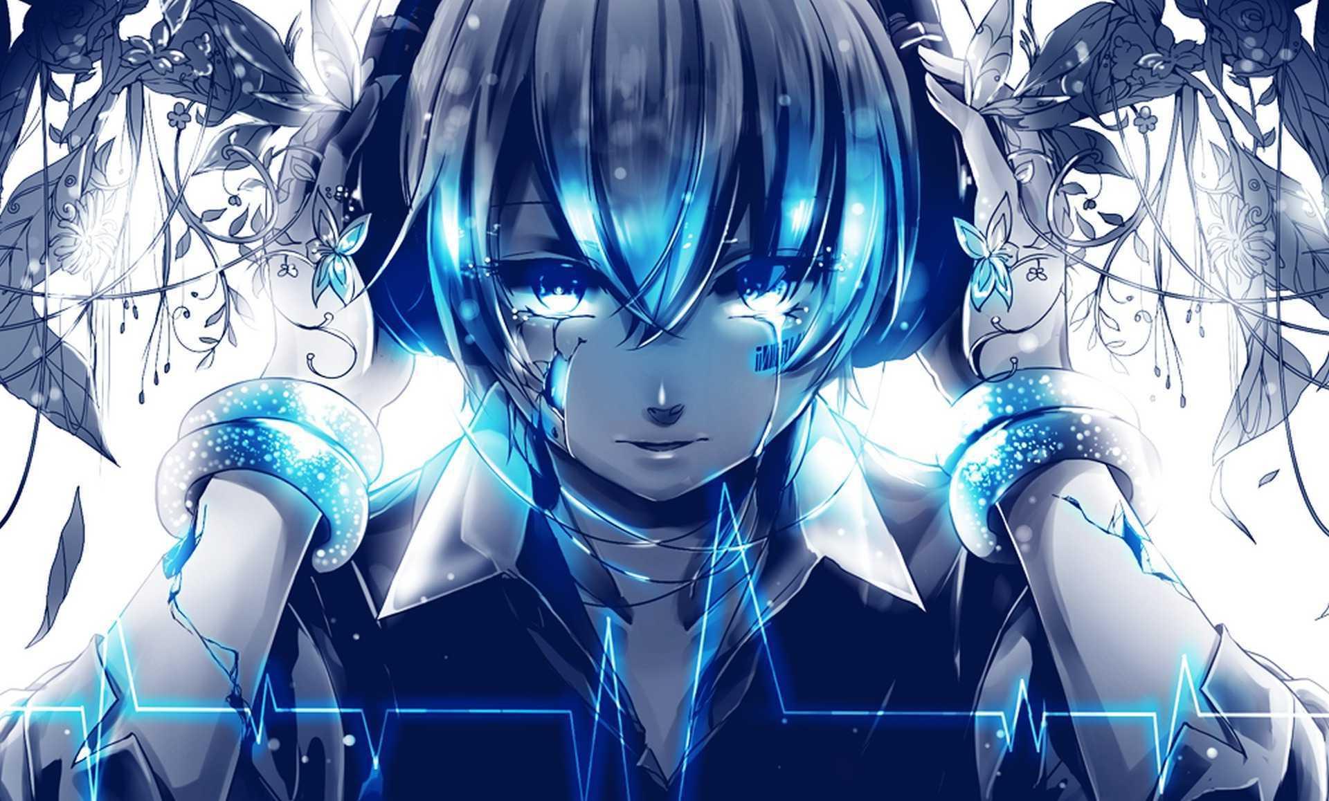 Vocaloid Anime Hd Wallpaper Home Screen Wallpaper