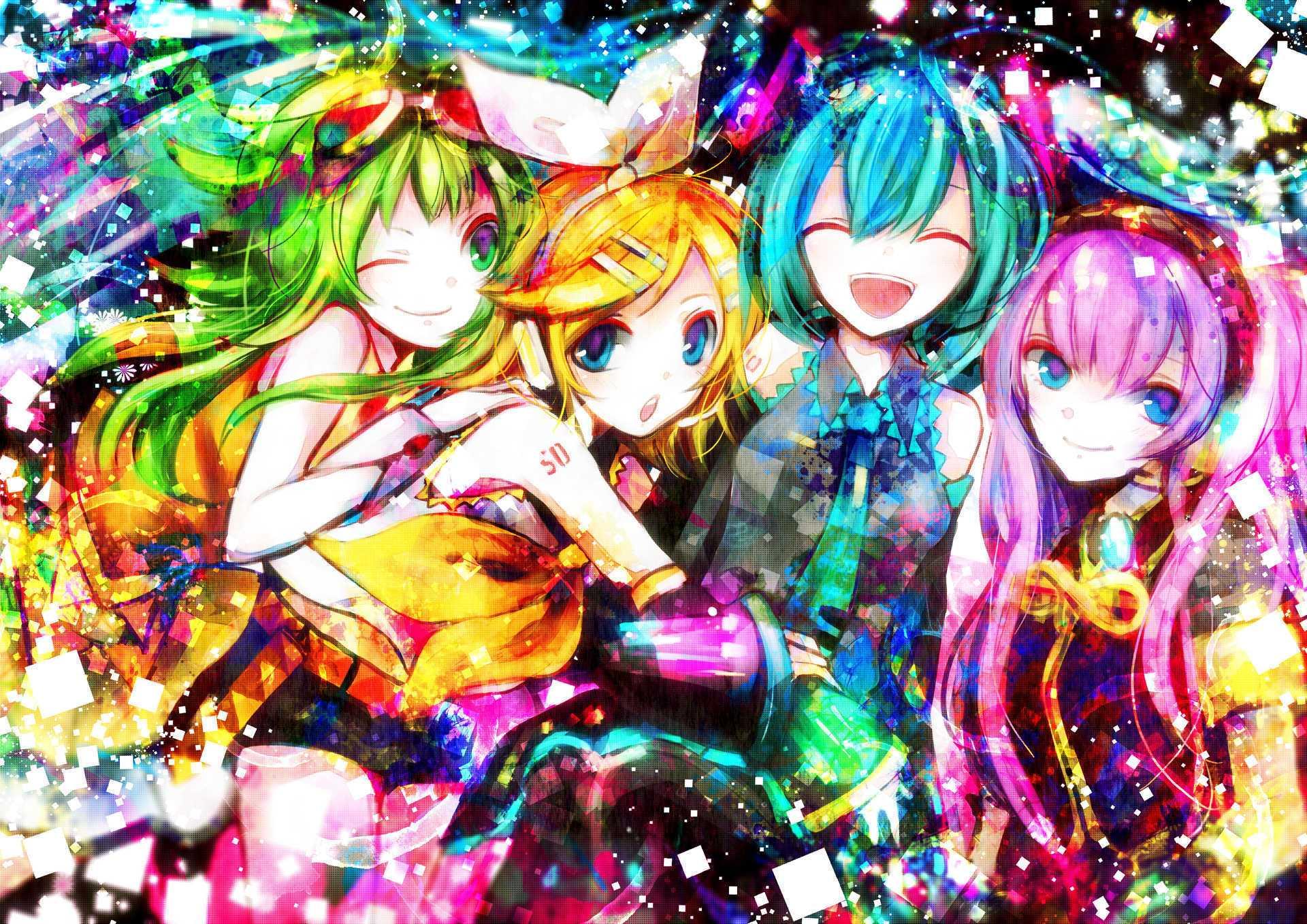 Vocaloid Hd Wallpaper