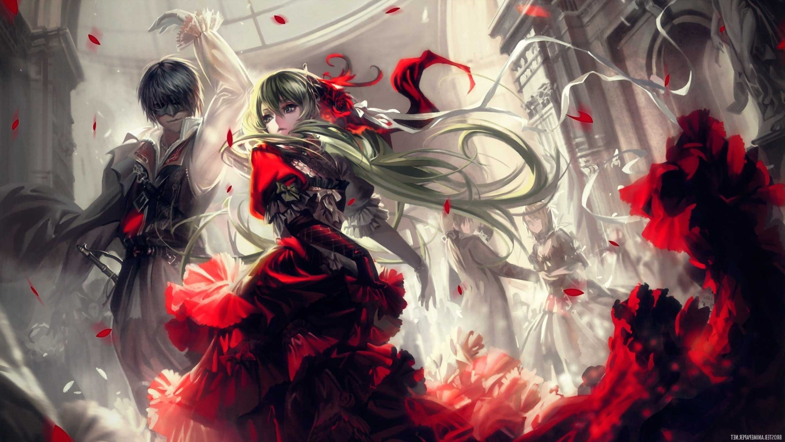 Vocaloid Hd Wallpaper And Image Wallpaper Background