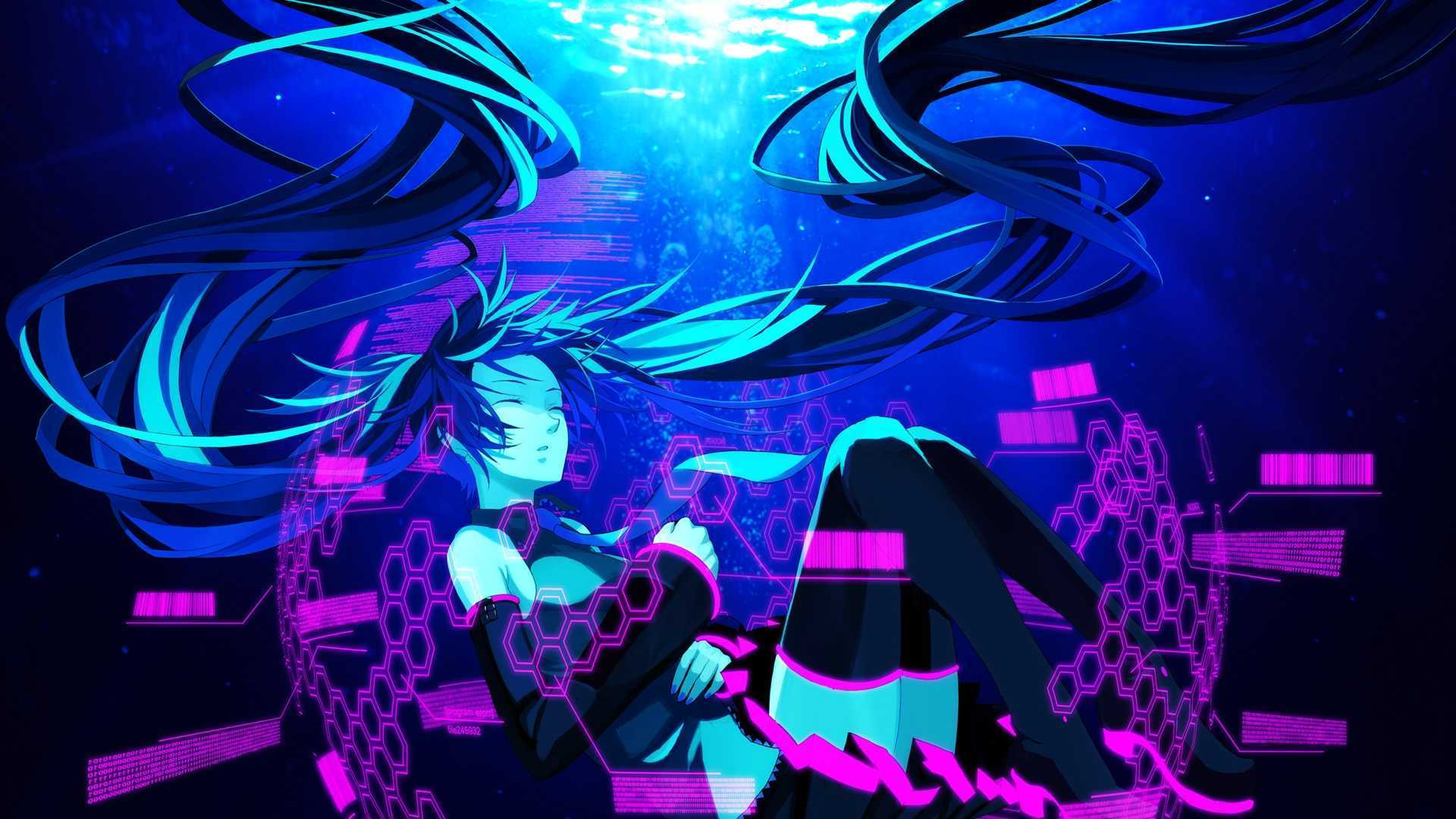 Vocaloid Hd Wallpaper And Image Wallpaper Hd Background