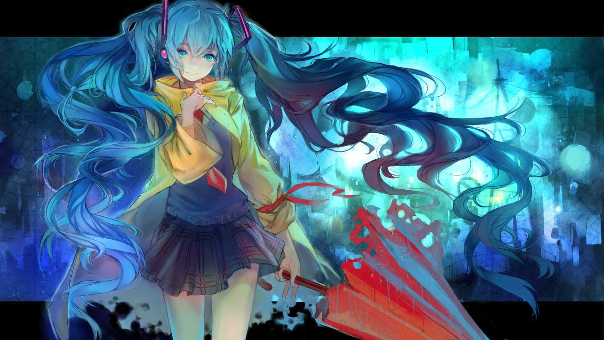 Vocaloid Wallpaper And Scan Gallery