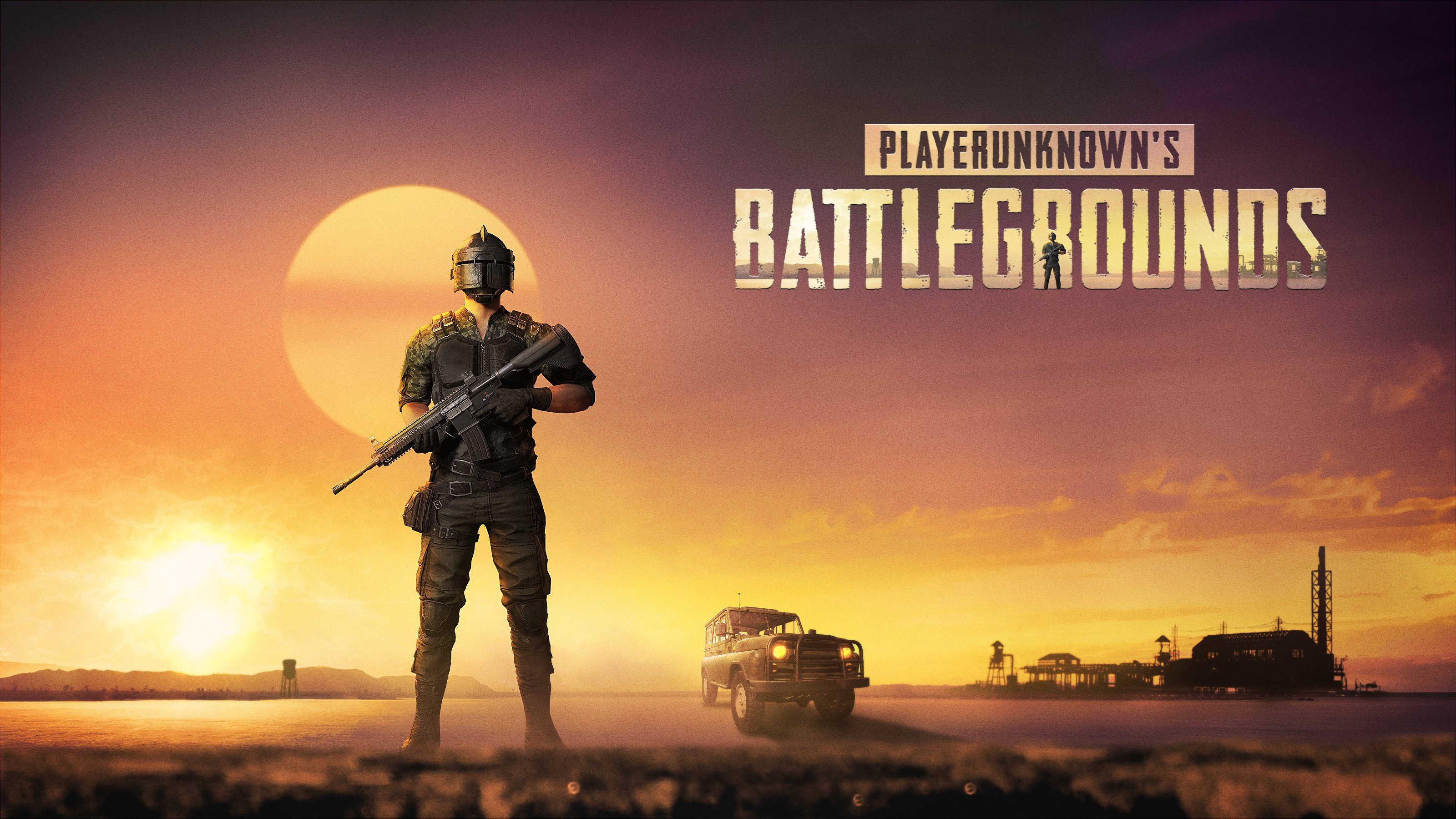Wallpaper Engine 2d 4k Battlegrounds Playerunknowns