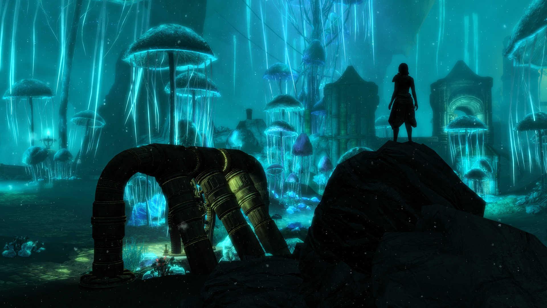 Wallpaper The Elder Scrolls Heroes Of Skyrim 4k Legends