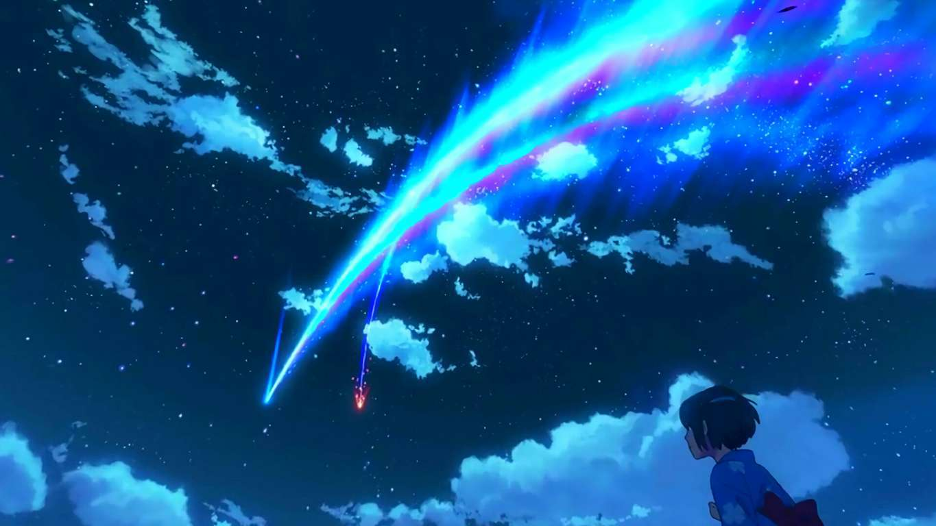 Your Name HD Wallpaper and Background Image