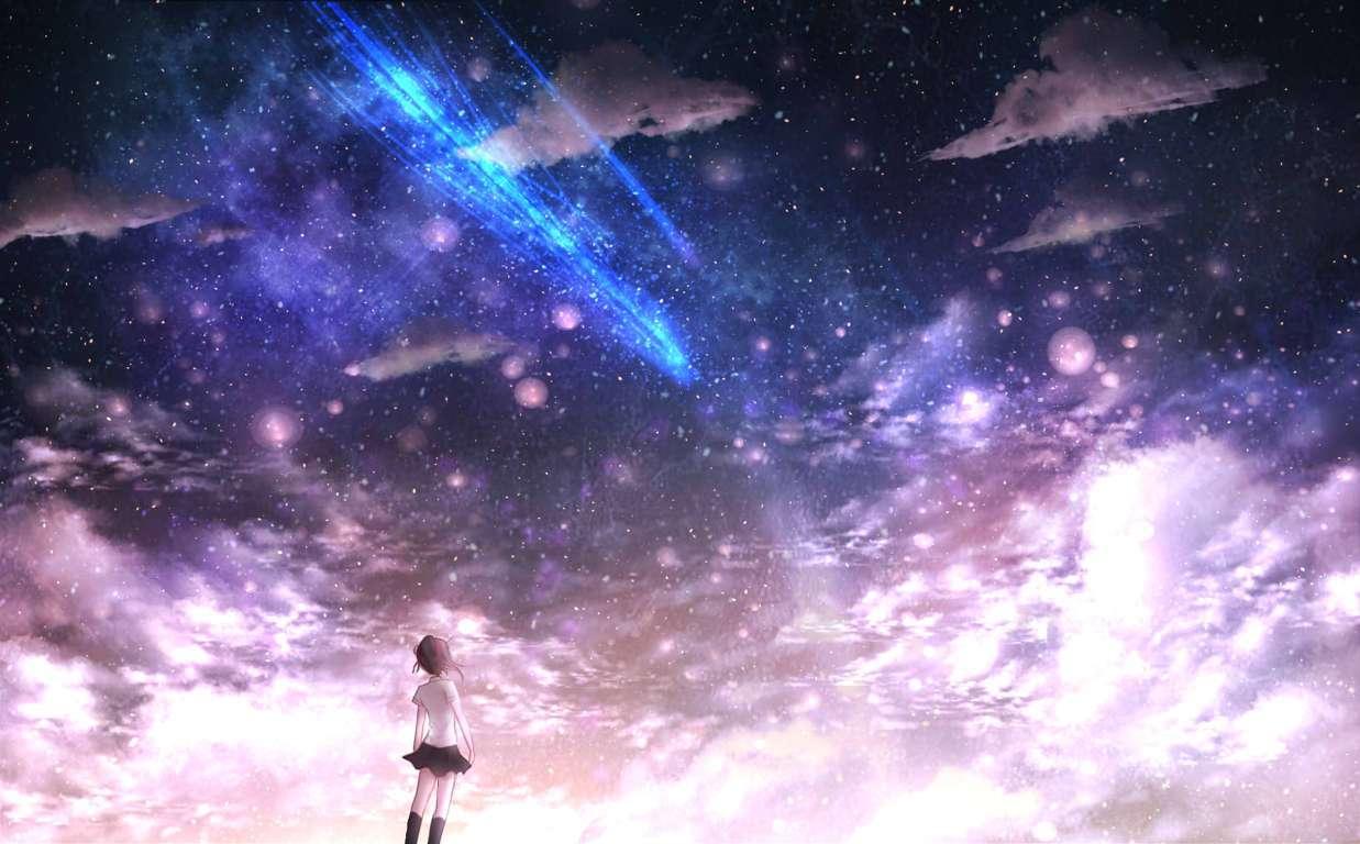 Your Name Kimi no Na Wa Anime