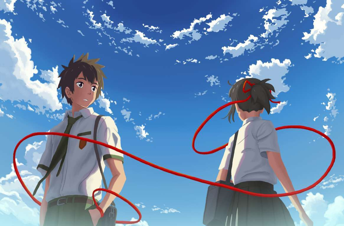 Your Name Wallpaper Anime Your Name Picture Hq