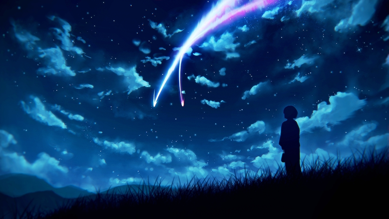 Your Name anime HD wallpaper