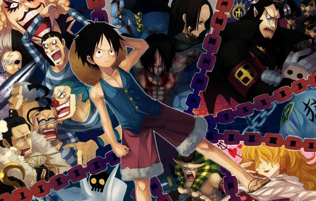 Zoro One Piece Wallpaper