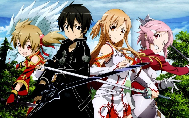 sword art online free HD widescreen Sword