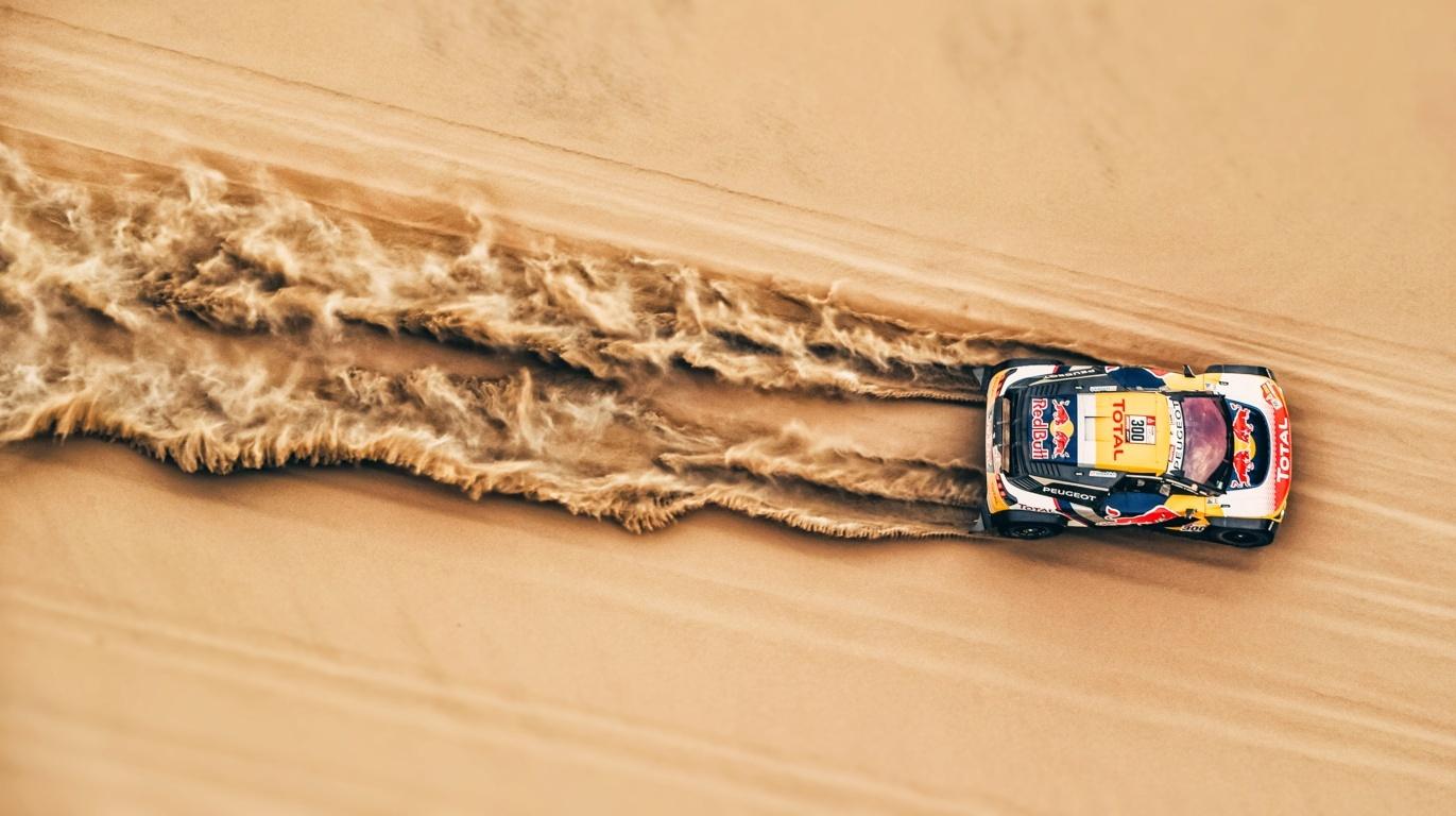 Amazing Rally Car Wallpaper HD
