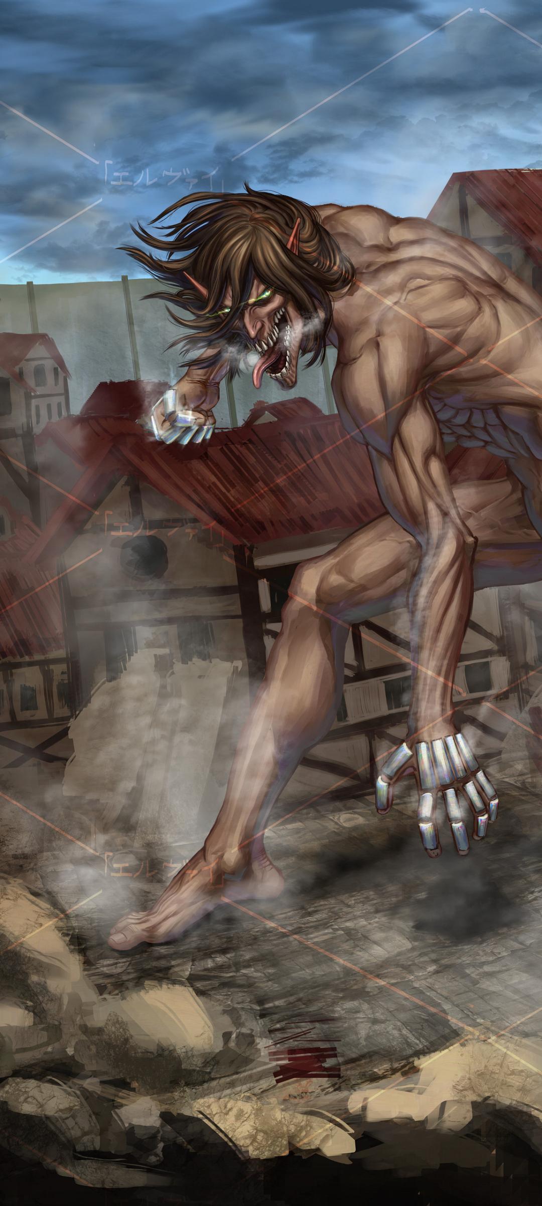 Anime Attack On Titan Hd Wallpaper