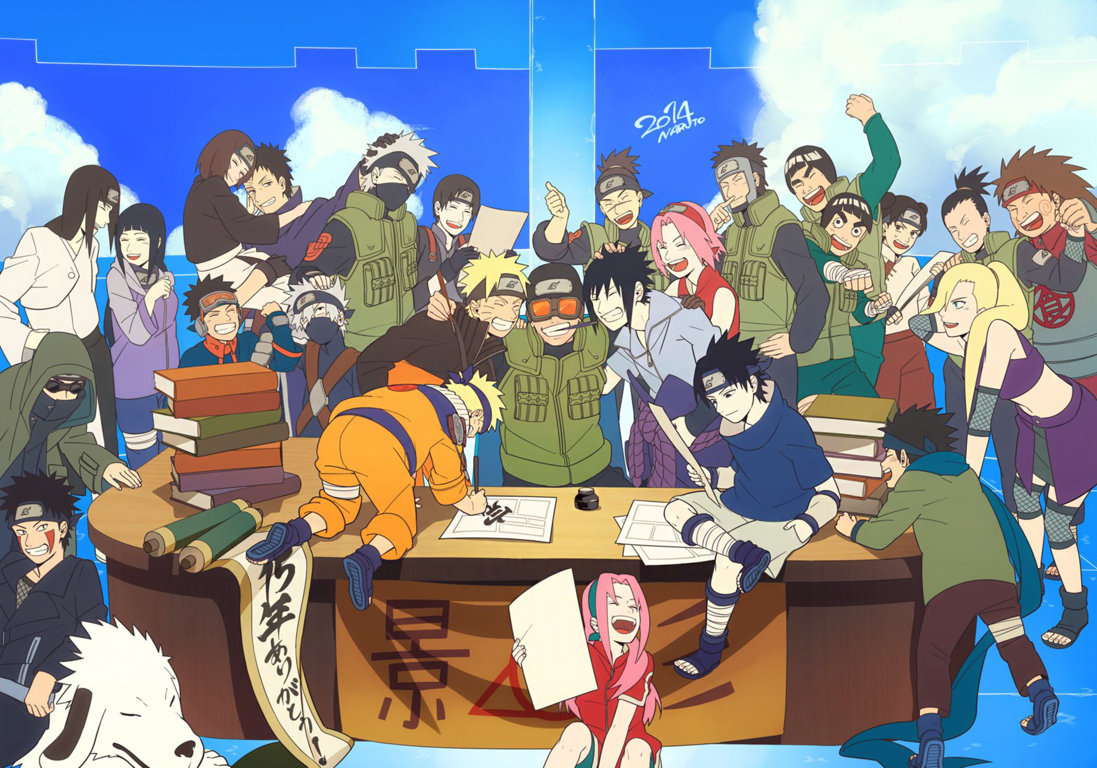 Anime Desktop Wallpapers 4k Naruto