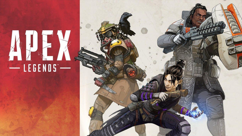 Apex Legends Hd Wallpaper Background Image &