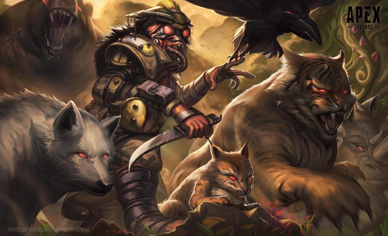 Apex Legends Review Downloads Wallpaper