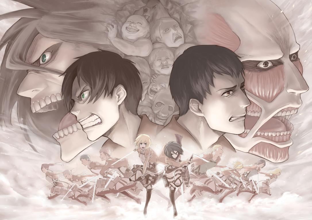 Attack On Titan 2 Games 4k Wallpaper Image Background Hd