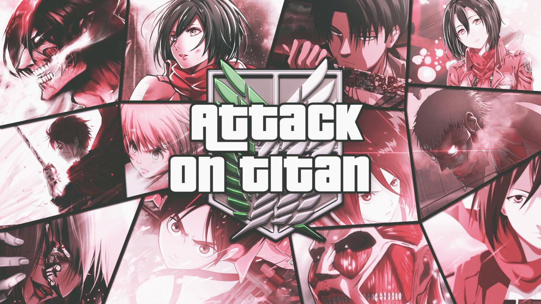 Attack On Titan 4k Hd Wallpaper High Quality Walls Ultra