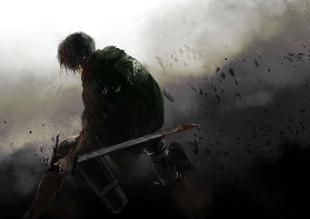Attack On Titan Attack Titan Colossal Titan Wallpaper On