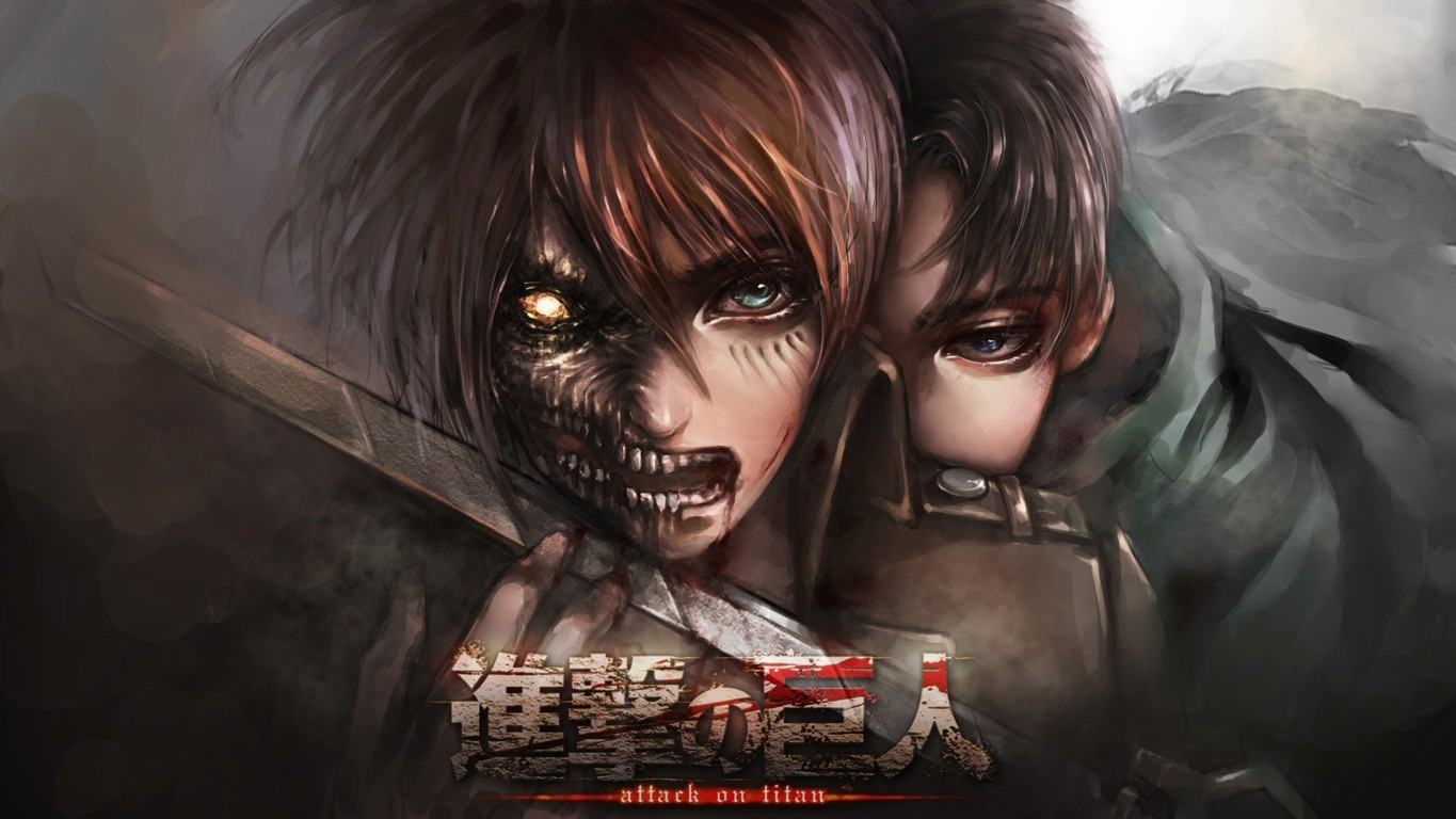 Attack On Titan Hd And Background Image Wallpaper Wallpaper