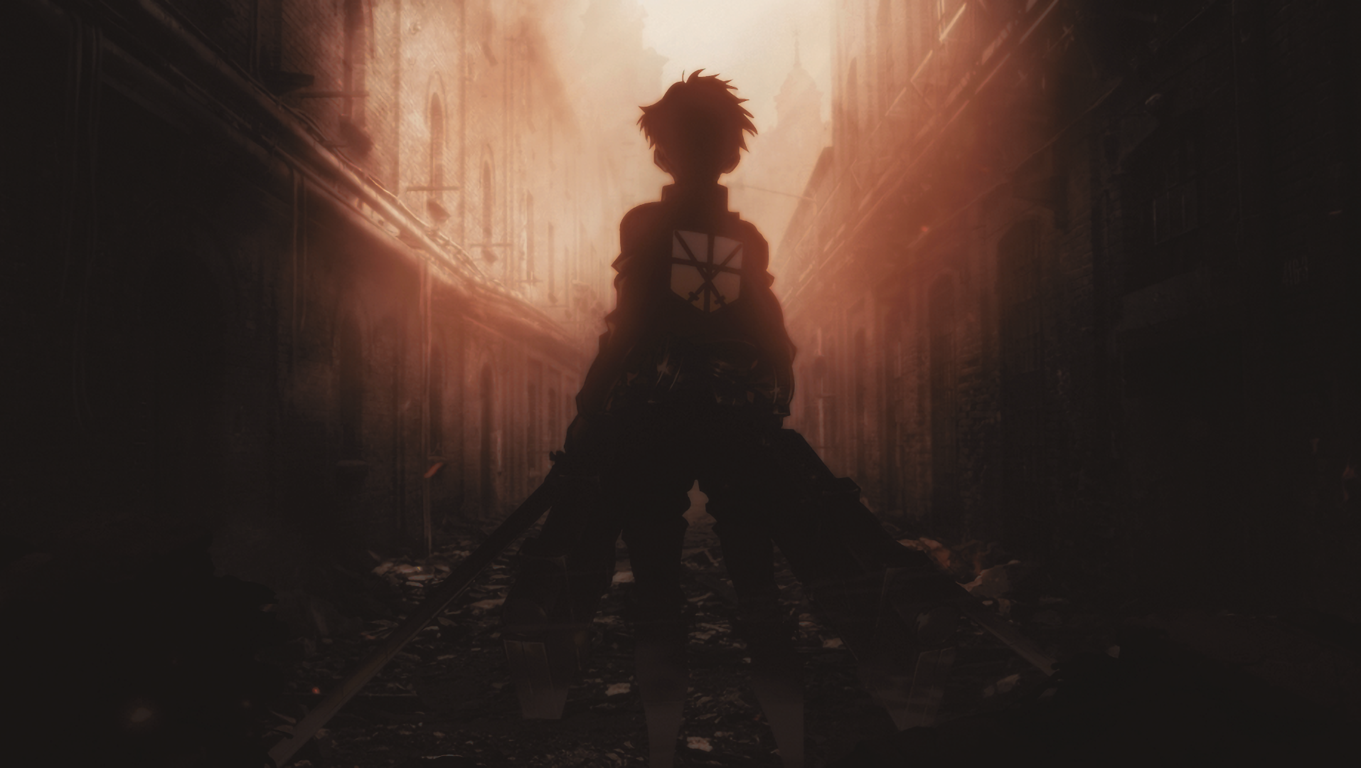 Attack On Titan Hd And Background Image – Wallpaper Wallpaper
