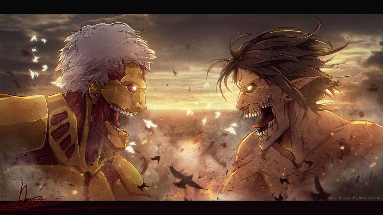 Attack On Titan Hd Attack On Titan Wallpaper