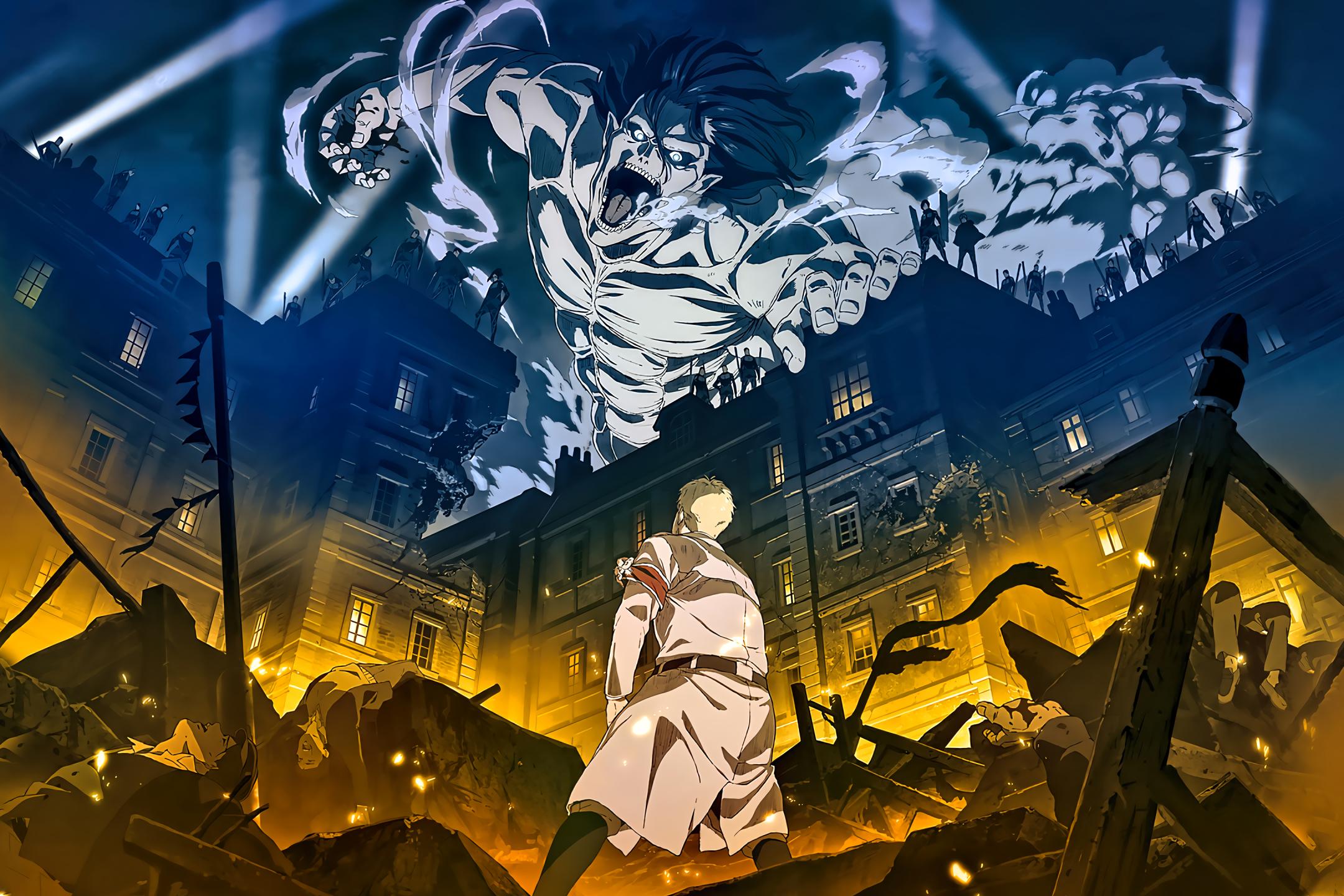 Attack On Titan Mobile Zerochan Anime Image Wallpaper