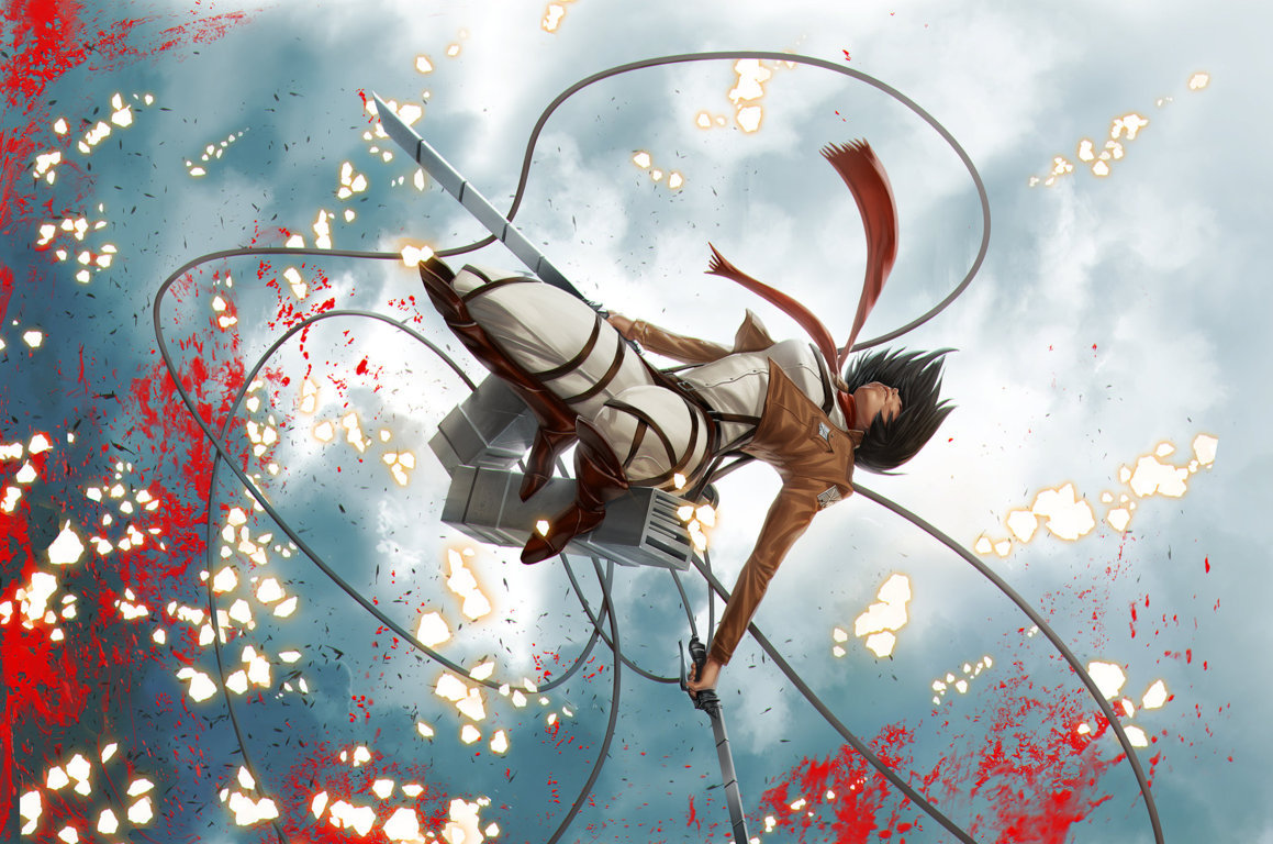 Attack On Titan Shingeki Kyojin 4k 8k Hd No