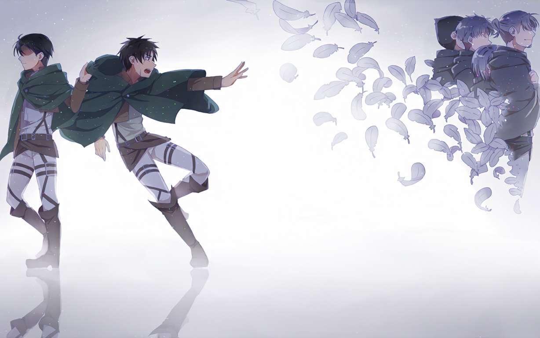 Attack On Titan Shingeki Kyojin 4k 8k Wallpaper No