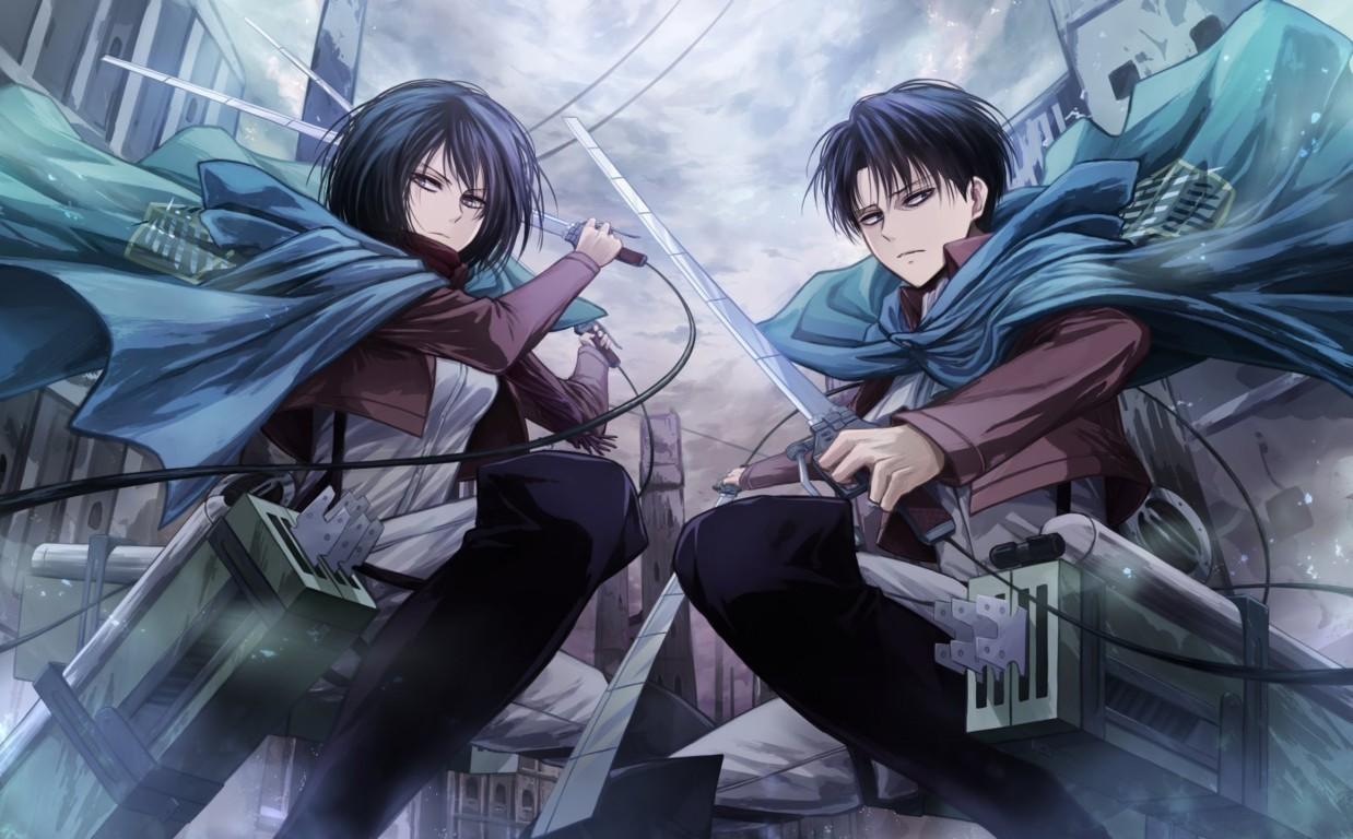 Attack On Titan Shingeki Kyojin 8k Hd Wallpaper No