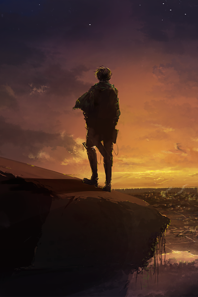 Attack On Titan Wallpaper Download New Attack On Titan Iphone