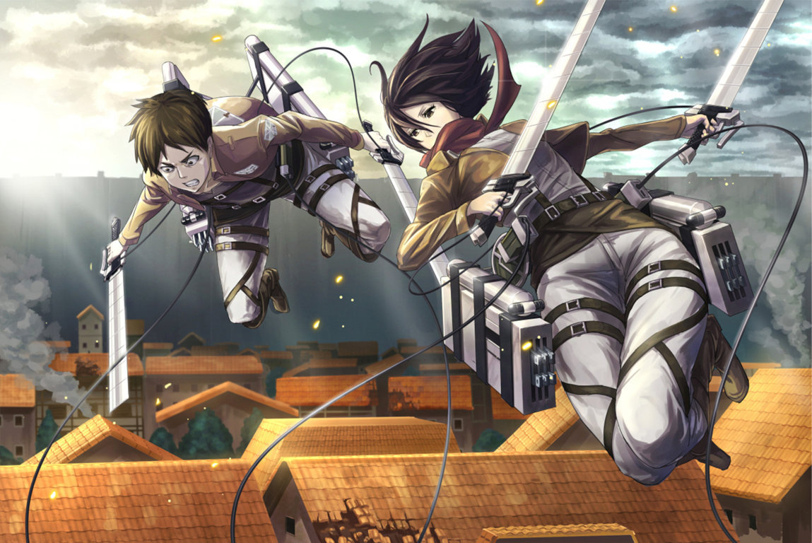 Attack On Titan Wallpaper Image Picture