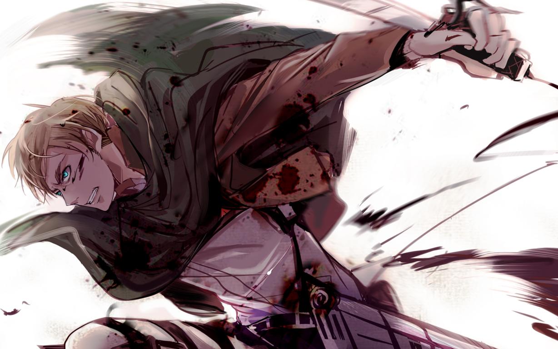 Attack On Titans Hd Wallpaper 4k