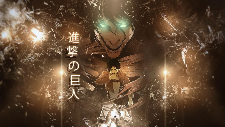 Attack On Titans Illust Art Anime