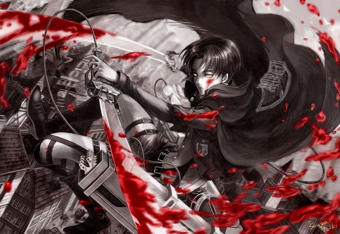 Attack on Titan iOS Wallpaper