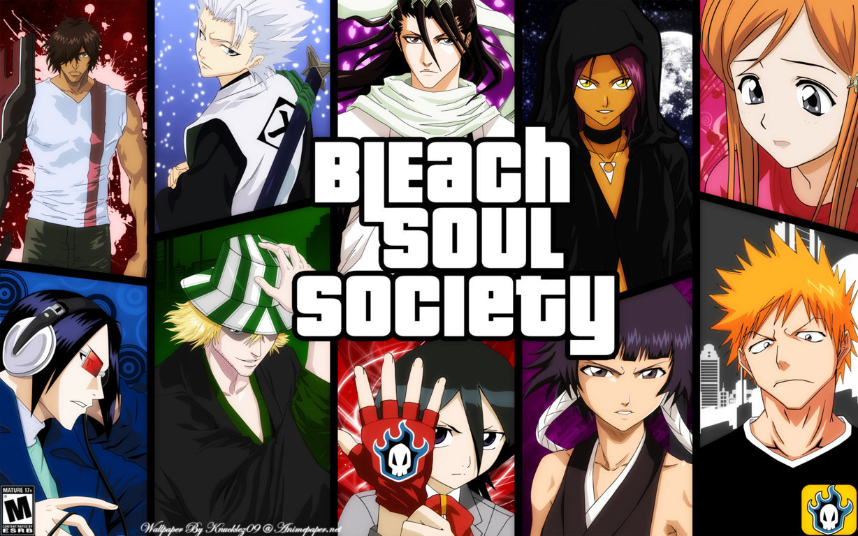 Awesome Background Image Bleach Ultra Hd Wallpaper 4k