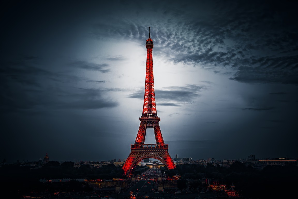 Awesome Desktop Eiffel Tower Wallpaper