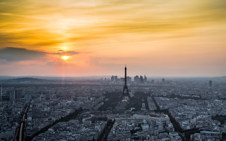 Beautiful Eiffel Tower Photo Hd Picture