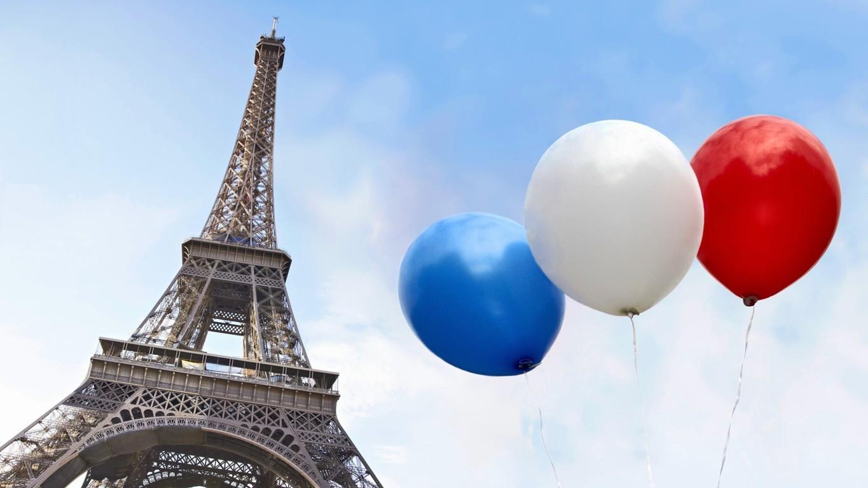 Beautiful Eiffel Tower Photo
