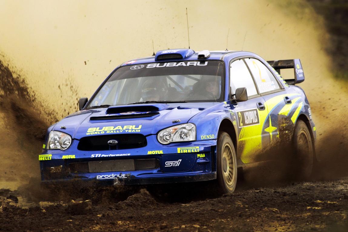 Best Rally Cars Wallpaper HD