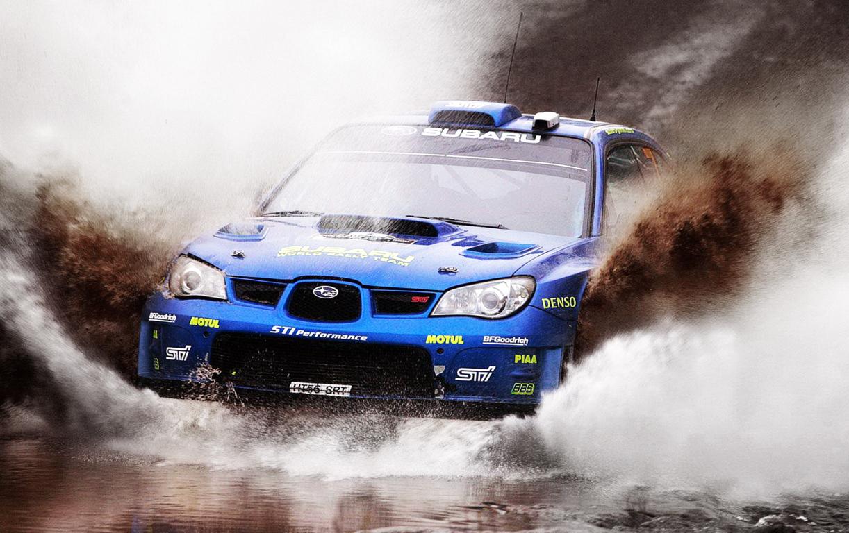 Best Rally Cars