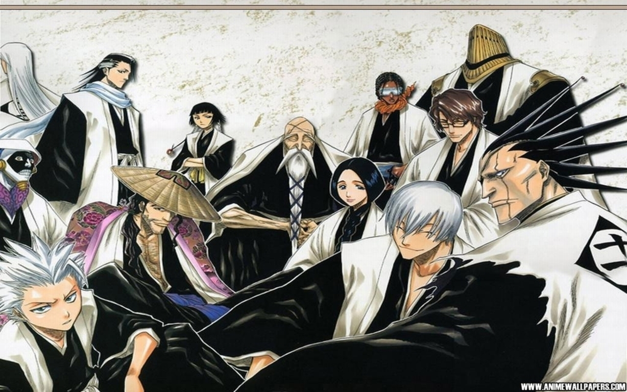 Bleach Full Hd Wallpapers Backgrounds Image And