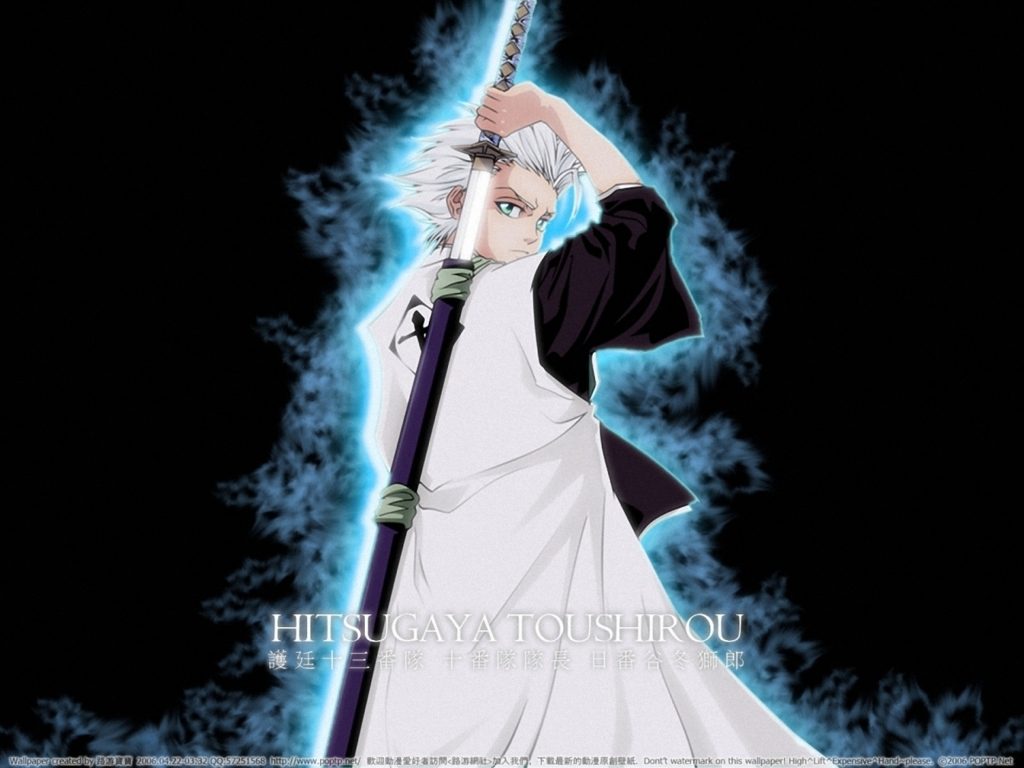 Bleach Hd Wallpaper And Image Background