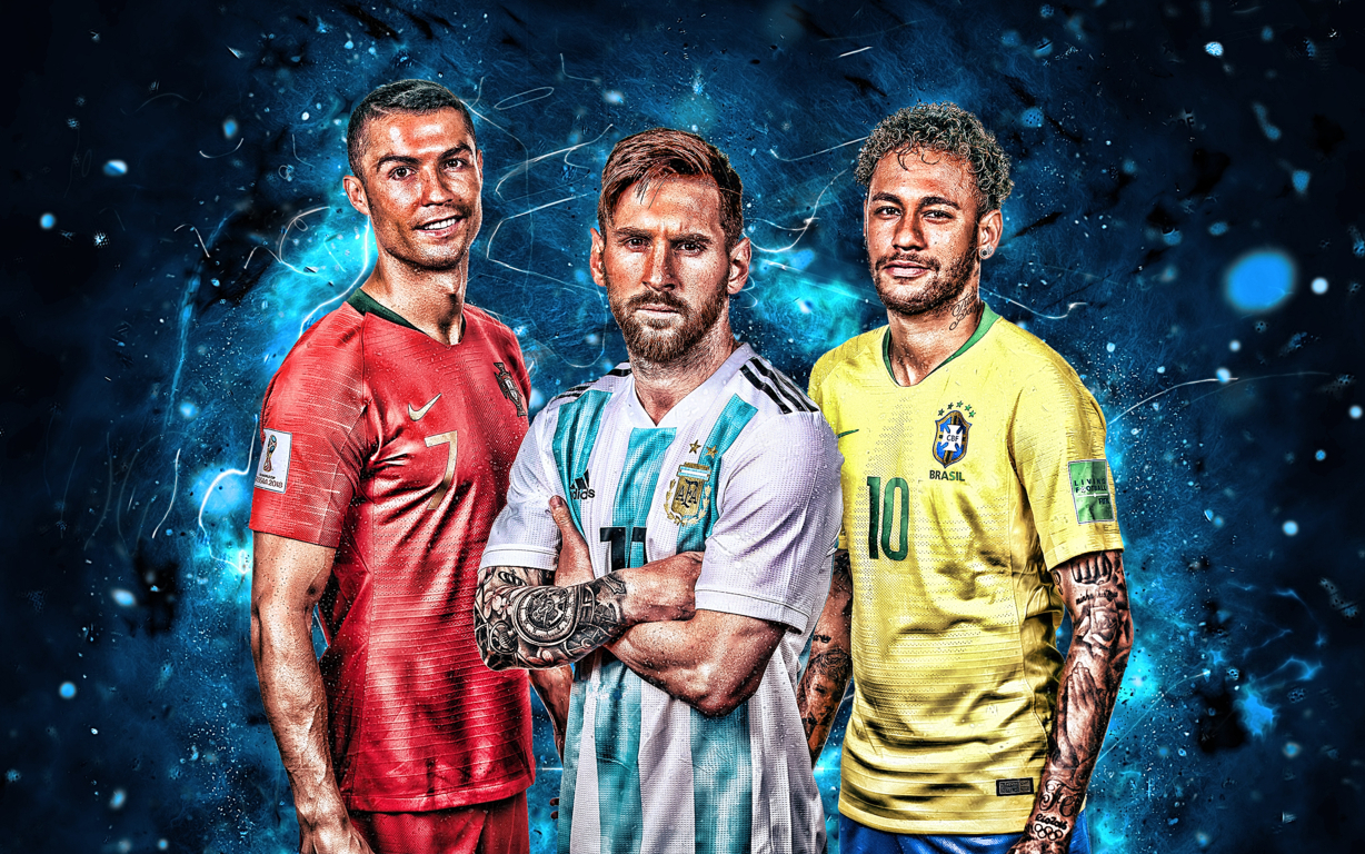 Cool Soccer Wallpaper for iPhone