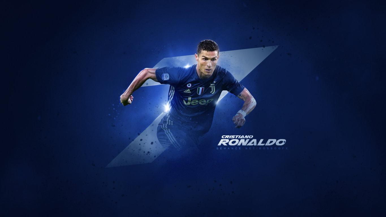 Cristiano Ronaldo 2018 Wallpaper
