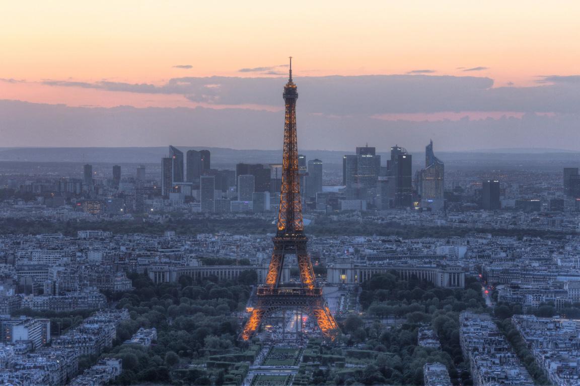 Eiffel Tower Autumn Season 5k Hd World 4k Image 4k