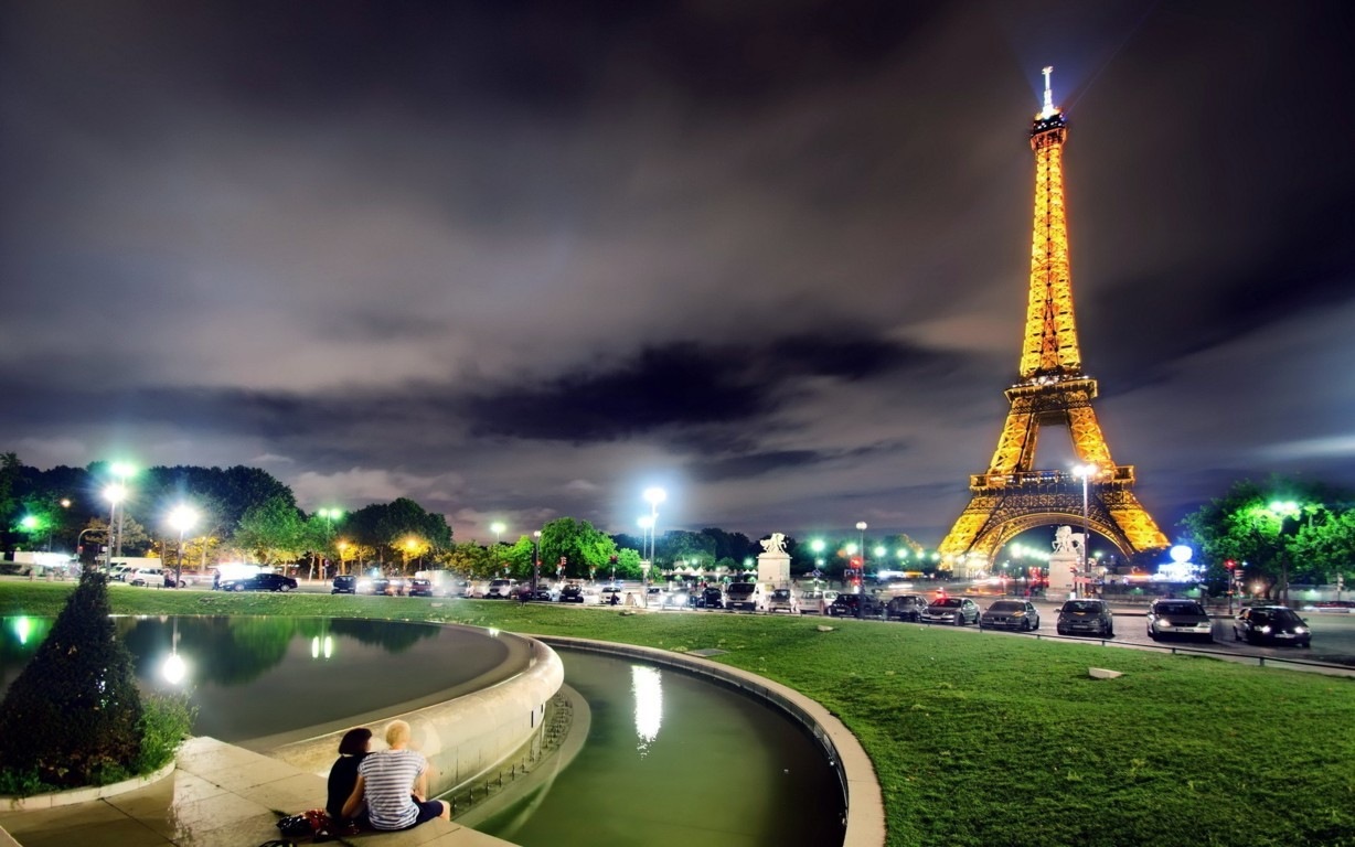 Eiffel Tower Hd And Image Background