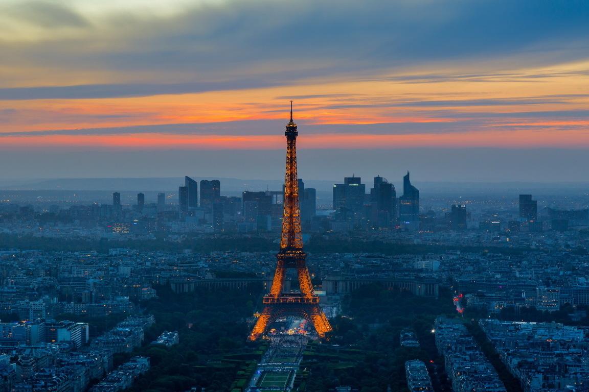 Eiffel Tower Hd Wallpaper Building France