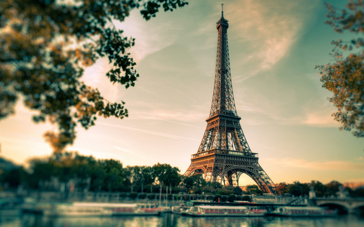 Eiffel Tower Hd Wallpaper Image And