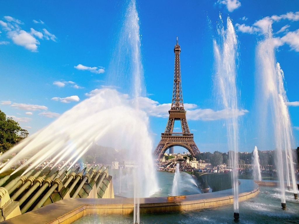Eiffel Tower Image France Download Free 4k Hd