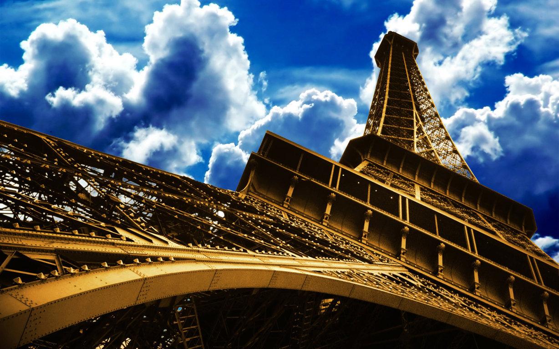 Eiffel Tower Image France Free Image Hd